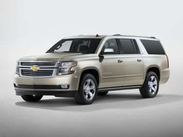 Research the 2018 Chevrolet Suburban