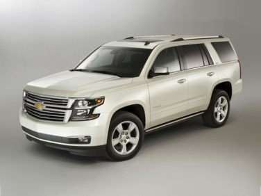 Research the 2018 Chevrolet Tahoe
