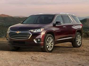 Research the 2018 Chevrolet Traverse