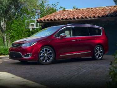 Research the 2018 Chrysler Pacifica