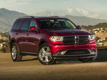 Research the 2018 Dodge Durango
