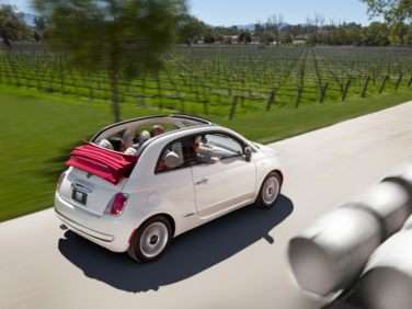 Research the 2018 FIAT 500c