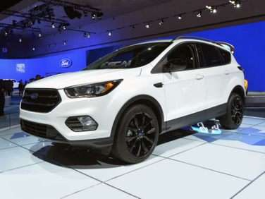 Research the 2018 Ford Escape