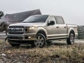 2018 Ford F-150 XL 4x4 SuperCrew Cab Styleside 6.5