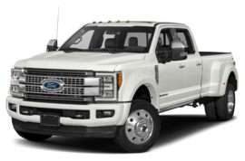 2018 Ford F-450 Platinum 4x4