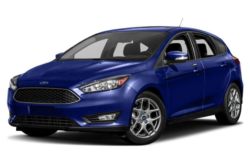 Research the 2018 Ford Focus