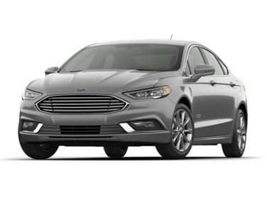 Research the 2018 Ford Fusion Energi