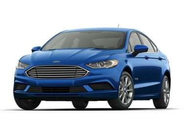 Research the 2018 Ford Fusion Hybrid