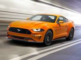 2018 Ford Mustang EcoBoost Fastback Deluxe