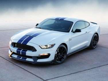 Research the 2018 Ford Shelby GT350