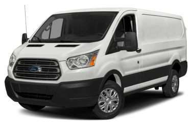 Research the 2018 Ford Transit-250