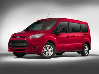 Research the 2018 Ford Transit Connect