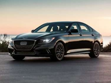 Research the 2018 Genesis G80