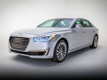 Research the 2018 Genesis G90