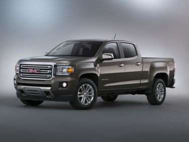 Research the 2018 GMC Canyon