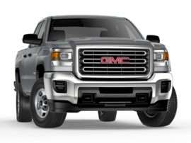 2018 GMC Sierra 2500HD SLT 4x4 Double Cab Long Box