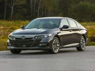 Research the 2018 Honda Accord Hybrid