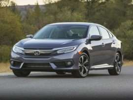2018 Honda Civic EX (CVT) Sedan