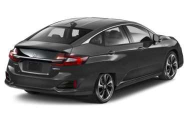 Research the 2018 Honda Clarity Plug-In Hybrid