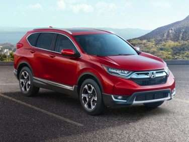 Research the 2018 Honda CR-V