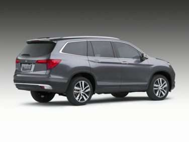Research the 2018 Honda Pilot