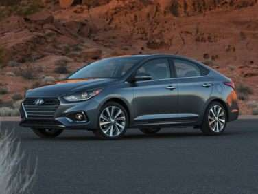 Research the 2018 Hyundai Accent