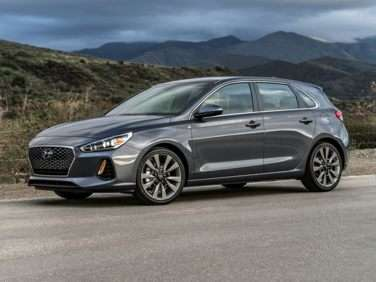 Research the 2018 Hyundai Elantra GT
