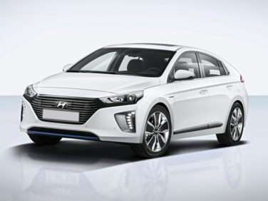 Research the 2018 Hyundai Ioniq Hybrid