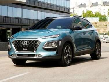 Research the 2018 Hyundai Kona
