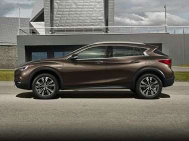 Research the 2018 Infiniti QX30