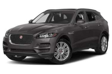 Research the 2018 Jaguar F-PACE