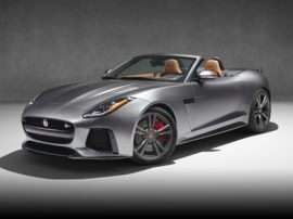 2018 Jaguar F-TYPE SVR AWD Convertible
