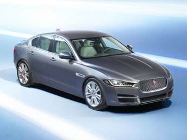 Research the 2018 Jaguar XE