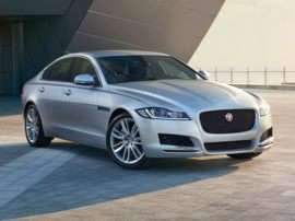2018 Jaguar XF 30t Portfolio Limited Edition AWD Sedan