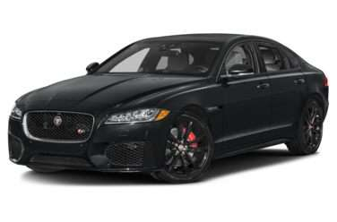 Research the 2018 Jaguar XF