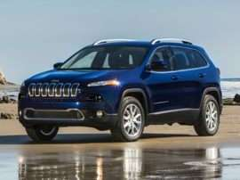 2018 Jeep Cherokee Limited 4x4