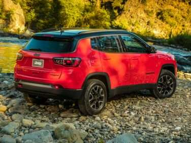 Research the 2018 Jeep Compass