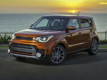 Research the 2018 Kia Soul