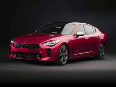 Research the 2018 Kia Stinger