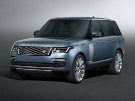 2018 Land Rover Range Rover 5.0L V8 Supercharged SV Autobiography