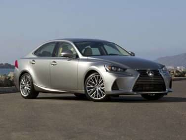 Research the 2018 Lexus IS 300