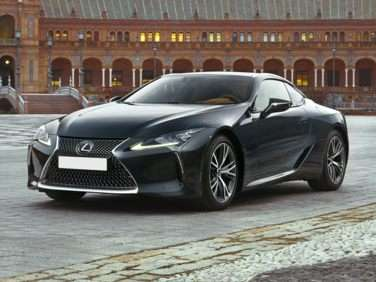 Research the 2018 Lexus LC 500