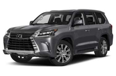 Research the 2018 Lexus LX 570