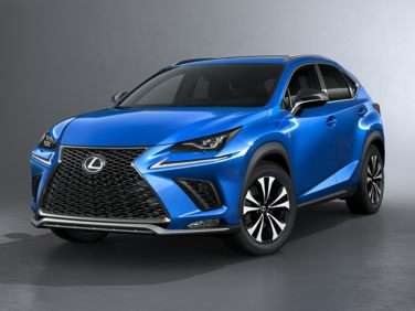 Research the 2018 Lexus NX 300