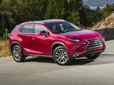 Research the 2018 Lexus NX 300h