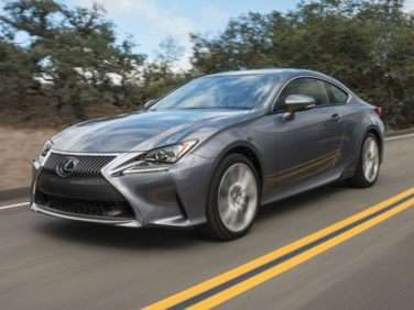 Research the 2018 Lexus RC 300