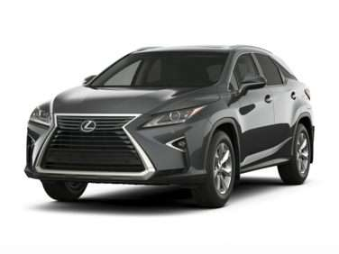 Research the 2018 Lexus RX 350