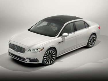 Research the 2018 Lincoln Continental