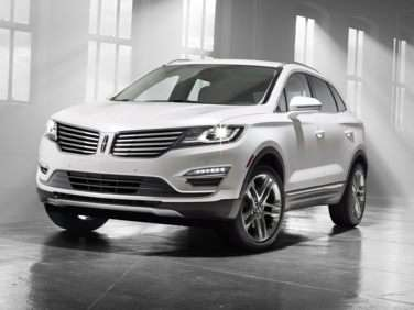 Research the 2018 Lincoln MKC