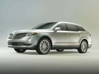 Research the 2018 Lincoln MKT